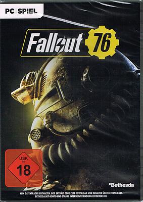 Einfach und sicher online bestellen: Fallout 76 Day 1 Edition (AT-PEGI) in Österreich kaufen.