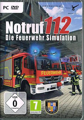 Einfach und sicher online bestellen: Die Feuerwehr Simulation - Notruf 112 in Österreich kaufen.