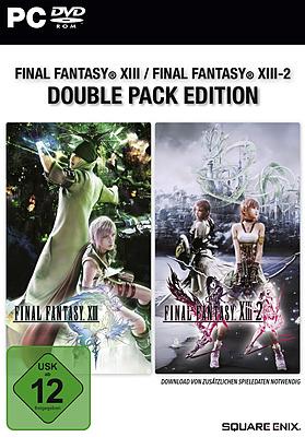 Einfach und sicher online bestellen: Final Fantasy XIII / XIII-2 Double Pack Edition in Österreich kaufen.