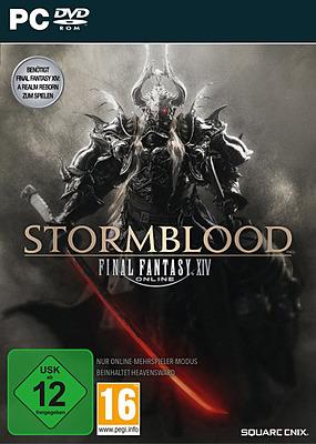 Einfach und sicher online bestellen: Final Fantasy XIV - Stormblood in Österreich kaufen.