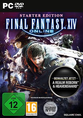 Einfach und sicher online bestellen: Final Fantasy XIV Starter Edition in Österreich kaufen.