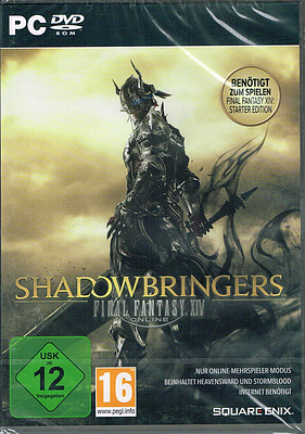 Einfach und sicher online bestellen: Final Fantasy XIV - Shadowbringers + 3 Boni in Österreich kaufen.