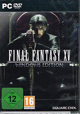 Einfach und sicher online bestellen: Final Fantasy XV Windows Edition in Österreich kaufen.