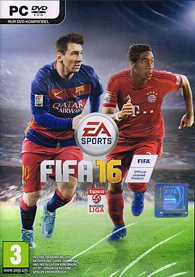 Einfach und sicher online bestellen: FIFA 16 (AT-PEGI) in Österreich kaufen.