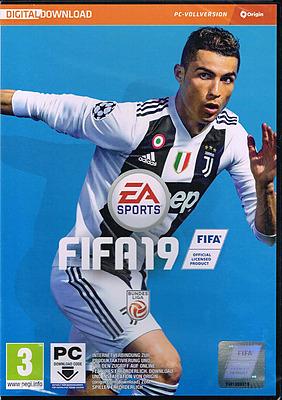 Einfach und sicher online bestellen: FIFA 19 Day 1 Edition + 7 DLCs (AT-PEGI) in Österreich kaufen.