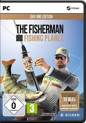 Einfach und sicher online bestellen: The Fisherman: Fishing Planet Day One Edition in Österreich kaufen.