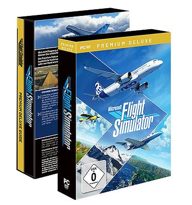 Einfach und sicher online bestellen: Flight Simulator 2020 Premium Edition in Österreich kaufen.