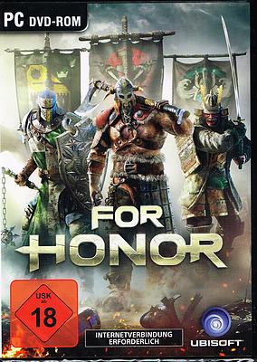 Einfach und sicher online bestellen: For Honor D1 Edition + 3 DLCs (AT-PEGI) in Österreich kaufen.