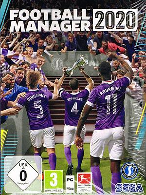 Einfach und sicher online bestellen: SEGA Football Manager 2020 in Österreich kaufen.