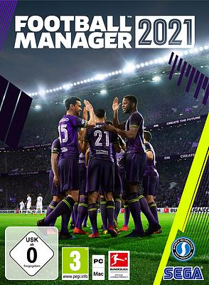 Einfach und sicher online bestellen: SEGA Football Manager 2021 in Österreich kaufen.