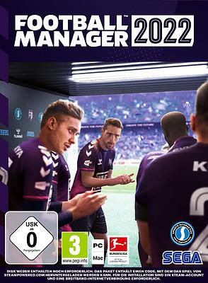 Einfach und sicher online bestellen: SEGA Football Manager 2022 in Österreich kaufen.