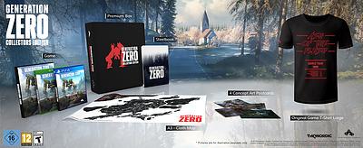 Einfach und sicher online bestellen: Generation Zero Collectors Edition in Österreich kaufen.