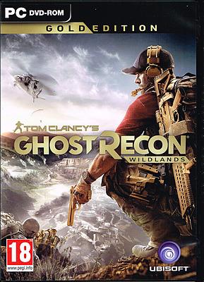Einfach und sicher online bestellen: Tom Clancys Ghost Recon Wildlands Gold Edition in Österreich kaufen.