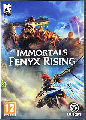 Einfach und sicher online bestellen: Immortals Fenyx Rising (AT-PEGI) in Österreich kaufen.