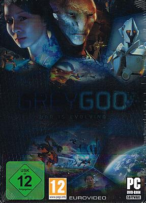 Einfach und sicher online bestellen: Grey Goo War is Evolving Limited Steelbook Edition in Österreich kaufen.