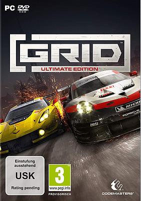Einfach und sicher online bestellen: GRID Ultimate Edition in Österreich kaufen.