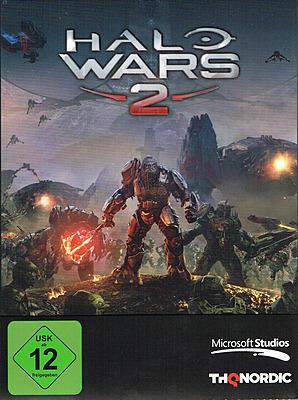 Einfach und sicher online bestellen: Halo Wars 2 in Österreich kaufen.