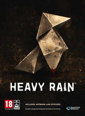 Einfach und sicher online bestellen: Heavy Rain + 2 Boni (AT-PEGI) in Österreich kaufen.