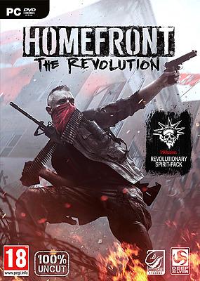 Einfach und sicher online bestellen: Homefront: The Revolution D1 + Steelbook (AT-PEGI) in Österreich kaufen.