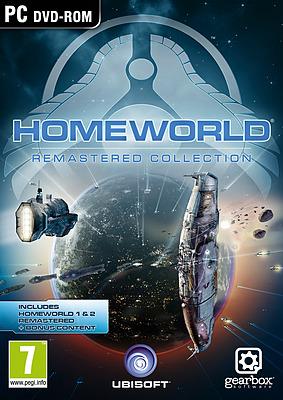 Einfach und sicher online bestellen: Homeworld Remastered Edition (AT-PEGI) in Österreich kaufen.