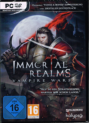 Einfach und sicher online bestellen: Immortal Realms Vampire Wars in Österreich kaufen.
