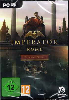 Einfach und sicher online bestellen: Imperator: Rome - Premium Edition in Österreich kaufen.