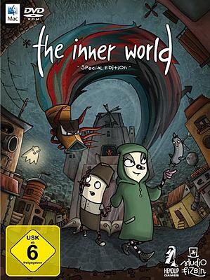 Einfach und sicher online bestellen: The Inner World in Österreich kaufen.