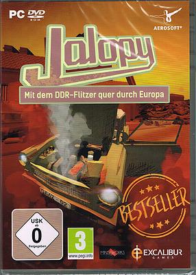 Einfach und sicher online bestellen: Jalopy in Österreich kaufen.