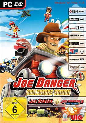 Einfach und sicher online bestellen: Joe Danger Collectors Edition in Österreich kaufen.