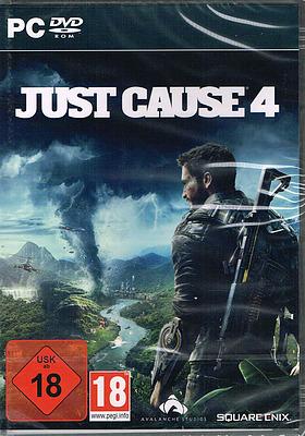 Einfach und sicher online bestellen: Just Cause 4 in Österreich kaufen.