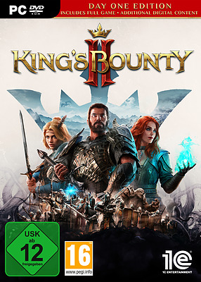 Einfach und sicher online bestellen: King's Bounty II DayOne Edition in Österreich kaufen.