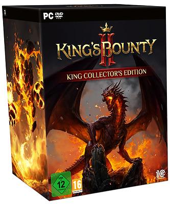 Einfach und sicher online bestellen: King's Bounty II Collectors Edition in Österreich kaufen.