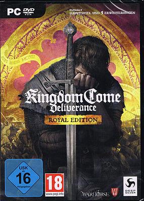 Einfach und sicher online bestellen: Kingdom Come: Deliverance Royal Edition in Österreich kaufen.