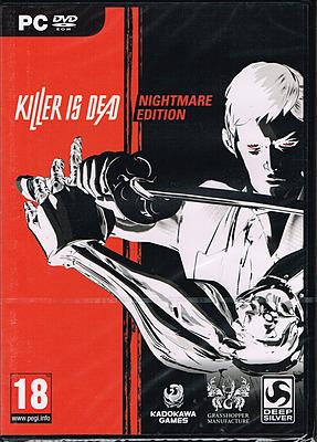 Einfach und sicher online bestellen: Killer is Dead Nightmare Edition (EU-Import) in Österreich kaufen.
