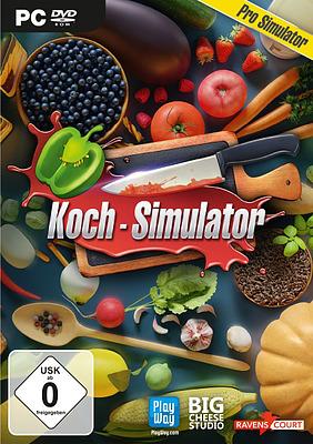 Einfach und sicher online bestellen: Koch Simulator in Österreich kaufen.