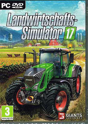 Einfach und sicher online bestellen: Landwirtschafts-Simulator 17 (AT-PEGI) in Österreich kaufen.