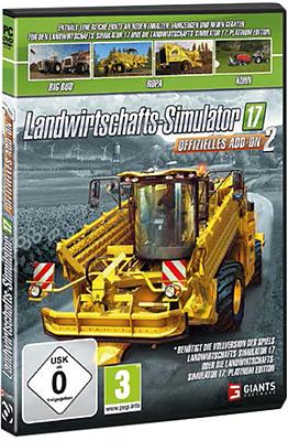 Einfach und sicher online bestellen: Landwirtschafts-Simulator 17 Add-On 2 in Österreich kaufen.