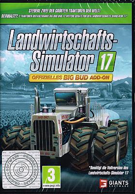 Einfach und sicher online bestellen: Landwirtschafts-Simulator 17 Big Bud Add-On in Österreich kaufen.