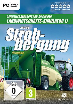 Einfach und sicher online bestellen: Landwirtschafts-Simulator 17 - Strohbergung in Österreich kaufen.