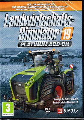 Einfach und sicher online bestellen: Landwirtschafts Simulator 19 CLAAS Add-On in Österreich kaufen.