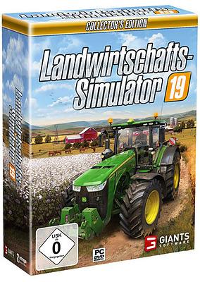 Einfach und sicher online bestellen: Landwirtschafts Simulator 19 Collectors Edition in Österreich kaufen.