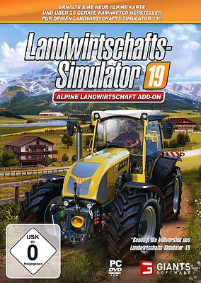 Einfach und sicher online bestellen: Landwirtschafts Simulator 19 Alpine in Österreich kaufen.