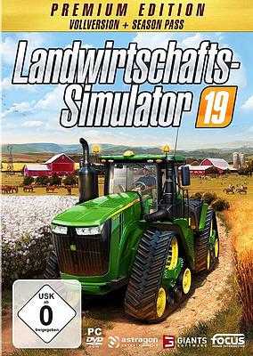 Einfach und sicher online bestellen: Landwirtschafts Simulator 19 Premium Edition in Österreich kaufen.