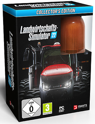 Einfach und sicher online bestellen: Landwirtschafts Simulator 22 Collectors Edition in Österreich kaufen.