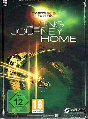 Einfach und sicher online bestellen: The Long Journey Home Captain's Edition in Österreich kaufen.