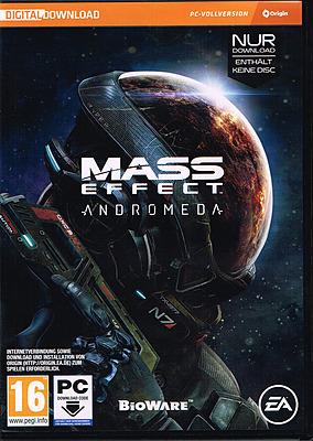 Einfach und sicher online bestellen: Mass Effect Andromeda in Österreich kaufen.
