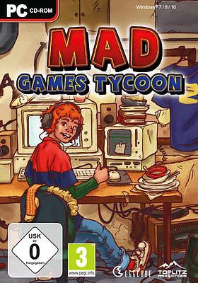 Einfach und sicher online bestellen: Mad Games Tycoon in Österreich kaufen.