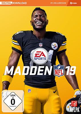 Einfach und sicher online bestellen: Madden NFL 19 in Österreich kaufen.