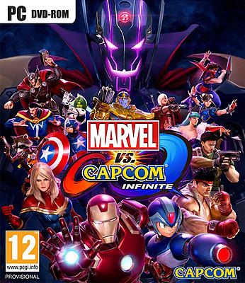 Einfach und sicher online bestellen: Marvel vs. Capcom: Infinite + DLC (AT-PEGI) in Österreich kaufen.