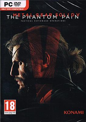 Einfach und sicher online bestellen: Metal Gear Solid 5: The Phantom Pain in Österreich kaufen.